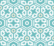 Seamless pattern geometric  texture Royalty Free Stock Photos