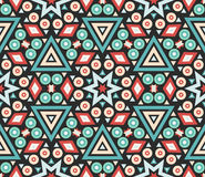 Seamless pattern geometric texture . For scrapbooking wallpaper web design print vector illustration