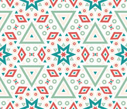 Seamless pattern geometric texture . For scrapbooking wallpaper web design print royalty free illustration