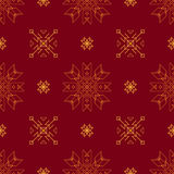 Seamless pattern. Geometric vector background. Abstract seamless pattern Stock Image