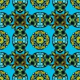 Seamless Pattern geometric Vector Royalty Free Stock Image