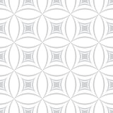 Seamless pattern. Geometric seamless pattern. Vector illustration Stock Photos