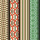 Seamless pattern geometrical Royalty Free Stock Image