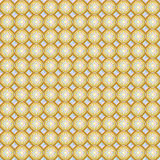 Seamless pattern - gold and brilliants Royalty Free Stock Photo