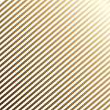 Seamless pattern with gold color. Diagonal stripe abstract background .  Royalty Free Stock Photos