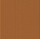 Seamless pattern of gold threads Royalty Free Stock Photos