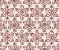 Seamless pattern in Gothic style Stock Image