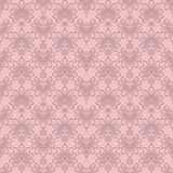 Seamless pattern graphic ornament. Floral stylish background. Ve Royalty Free Stock Photos