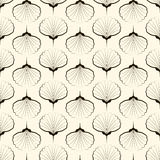 Seamless pattern, graphic ornament. Vector repeating texture wit Stock Photography