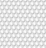 Bubble pattern, vector eps 10 Stock Image