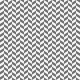 Seamless pattern with gray rhombuses. Vector illustration Stock Photo