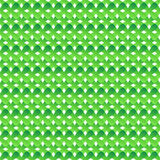 Seamless pattern of green abstract crosses Stock Photo