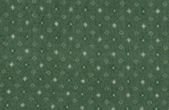 Seamless pattern on green. Stock Image
