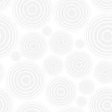 Seamless pattern. Of grey circles Stock Photography