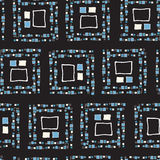 Seamless pattern grunge cubes. Seamless pattern grunge cubes vintage. Vector illustration Royalty Free Stock Photography