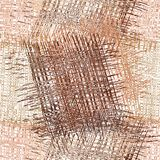 Seamless pattern with grunge striped shabby rough holed elements in brown,beige colors. For web design vector illustration
