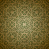 Seamless pattern on grungy background Royalty Free Stock Photos