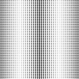 Seamless pattern, halfton effect. Vector background royalty free illustration