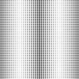 Seamless pattern, halfton effect Stock Photos