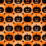 Seamless pattern  for Halloween Royalty Free Stock Images