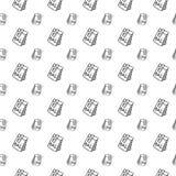 Seamless pattern hand drawn bag. Doodle black sketch. Sign symbol. Decoration element. Isolated on white background. Flat design. vector illustration