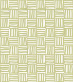 Seamless pattern with hand drawn chevron line grid, vector illus Royalty Free Stock Images