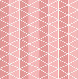 Seamless pattern with hand drawn line grid pattern Royalty Free Stock Photos