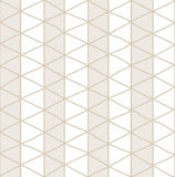 Seamless pattern with hand drawn line grid pattern Stock Photography