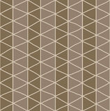 Seamless pattern with hand drawn line grid pattern Royalty Free Stock Image