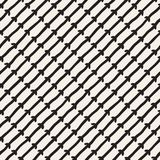 Seamless pattern with hand drawn lines. Abstract background with freehand brush strokes. Black and white texture. Seamless pattern with hand drawn lines Stock Photo