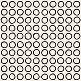 Seamless pattern with hand drawn lines. Abstract background with freehand brush strokes. Black and white texture. Seamless pattern with hand drawn lines Royalty Free Stock Photo