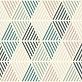 Seamless pattern with hatched diamonds. Argyle wallpaper. Rhombuses and lozenges motif. Repeated geometric figures. Abstract background. Modern style digital Royalty Free Stock Photography