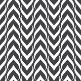Seamless pattern. Hearts. Royalty Free Stock Image