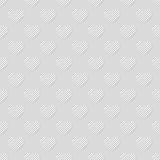 Seamless pattern of hearts. Abstract background. Stock Image