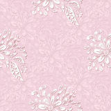 Seamless pattern with hearts. Stock Photo