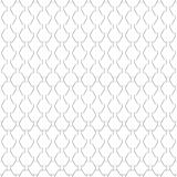 Seamless pattern with hexagons. Repeating modern Stock Photo