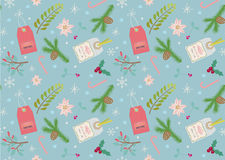 Seamless pattern for holiday design Royalty Free Stock Photography