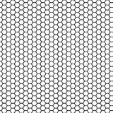 Seamless pattern honeycomb Royalty Free Stock Photography