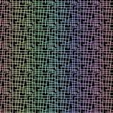 Seamless Pattern horizontal vertical lines Stock Image