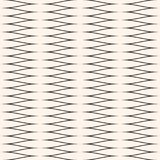 Seamless pattern, horizontally elongated mesh, lattice, smooth grid. Stock Images