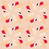 Seamless pattern with ice cream Stock Photo