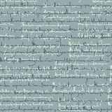 Seamless pattern of illegible handwriting poems. stock illustration