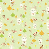 Seamless pattern  illustration Royalty Free Stock Images