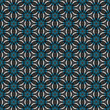 Seamless pattern illustration in modern style. Raster seamless pattern Royalty Free Stock Image