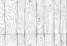 Seamless pattern. imitation wooden board. black Stock Photos
