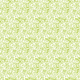 Seamless  pattern with ink hand drawn Royalty Free Stock Photography