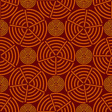 Seamless  pattern. Interesting beautiful background. Stock Images