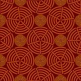 Seamless  pattern. Interesting beautiful background. Stock Images