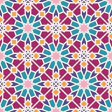 Seamless pattern, islamic inspired Royalty Free Stock Image
