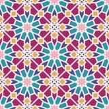 Seamless pattern, islamic inspired Royalty Free Stock Image